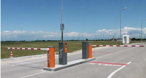 Bariere de parcare pentru siguranta si control